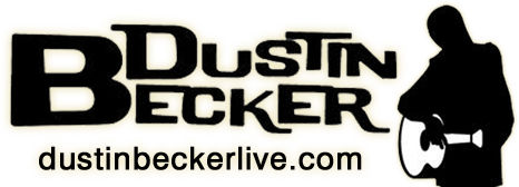 Dustin Becker Acoustic Singer Songwriter Tyler Texas
